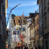 Feldkirch investiert 2018 mehr Geld, baut aber trotzdem Schulden ab
