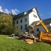 Mühlebach taucht aus der Versenkung auf