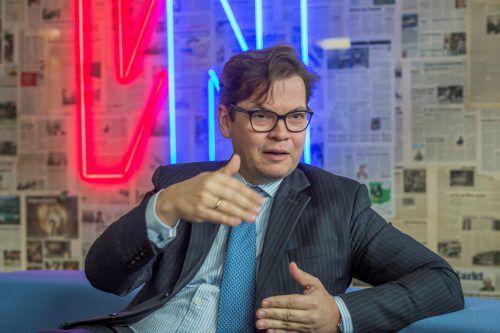 Die kommenden ein, zwei Wochen werden sehr interessant, sagt IV-Generalsekretär Christoph Neumayer. VN/Paulitsch
