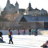 In Rankweil beginnt die Eislaufsaison