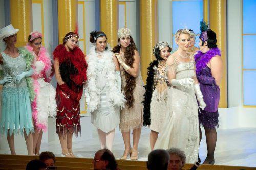 """Die Unterhaltungsgruppe Ludesch lädt zu """"Madame Pompadour"""" in die Blumenegghalle ein.???"""