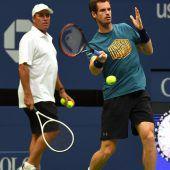 Murray trennte sich von Coach Ivan Lendl