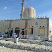 Über 230 Tote bei Anschlag auf dem Sinai