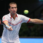 Štěpánek beendet Tennis-Karriere