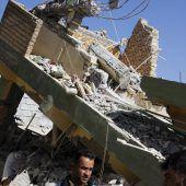 Tödliches Erdbeben im Kurdengebiet