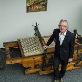 Offsetdruckerei Schwarzach rüstet auf