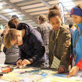 2500 Besucher bei vierter Lehrlingsmesse