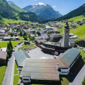 Shitstorm über dem Arlberg