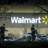 Schießerei in Supermarkt: drei Tote