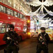 Massenpanik in London nach Terrorfehlalarm