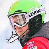 Premierenerfolg von Liensberger im Ski-Europacup