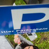 Plan B für das Parkplatzproblem