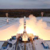 Russischer Wettersatellit verpasst Orbit