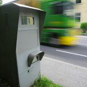 Immer mehr Gemeinden werden mit Radarboxen selbst gegen Raser aktiv. B1