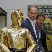 Auftritt bei Star Wars