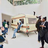 Rekord bei der Biennale