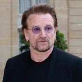 Bono ruft zu Protest auf