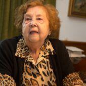 Elly Böhler wird 90