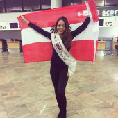 Miss Austria in Las Vegas