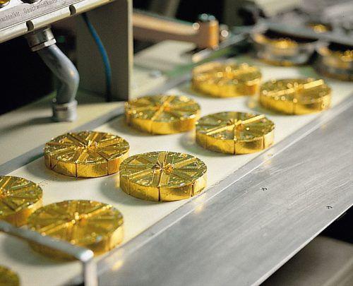 Rupp produziert derzeit Käse für Kunden in ganz Europa. FA