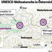 Erstes UNESCO-Weltnaturerbe