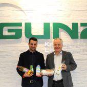 Gunz hat den russischen Markt im Visier