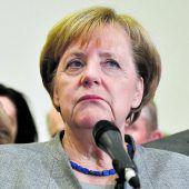 Deutschland schlittert in politische Krise