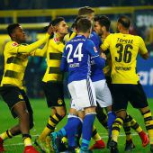 Emotionales Revierderby