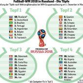 Doping und Korruption sind Russlands Baustellen vor der WM