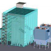 Dampfkraft aus Bludenz für Raffinerie in Tschechien