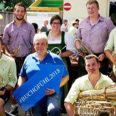 Auftakt zum großen Jubiläumsjahr für Musikverein Buch