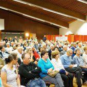 Die Zukunft von Bregenz Weidach im Fokus