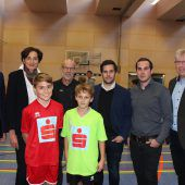Langjährige Partnerschaft im Schulsport bestätigt