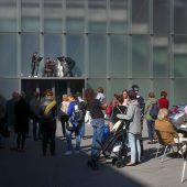 70.000 Besucher im Kunsthaus