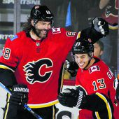 Altstar Jaromir Jagr traf in NHL erstmals für Calgary