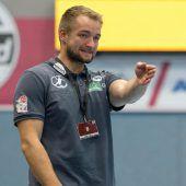 Coach Lützelberger spricht von echtem Charaktertest