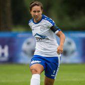 Letztes Auswärtsspiel für FFC-Damen