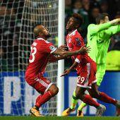 FC Bayern macht Achtelfinale klar