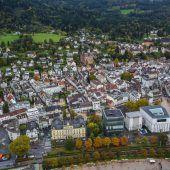 Was trieben Kolumban und Gallus in Bregenz ?