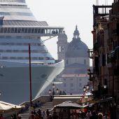 Venedig verbannt Riesenkreuzer