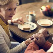 Erfahrungsaustausch für pflegende Angehörige