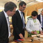 68 Millionen Euro für das Ziel Vollbeschäftigung