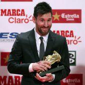 Messi ist nun700 Millionen wert