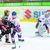 Feldkirch mühte sich gegen Kitzbühelzu einem Overtimesieg