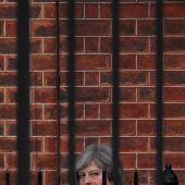 Theresa May verliert zunehmend an Rückhalt