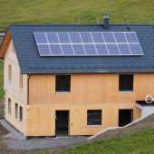 Zügiger Neubau des Haus Ratti