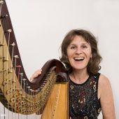 Harfenkonzert voller Stimmung und Seele