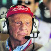 Lauda macht sich Sorgen um die Formel 1