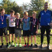 Sechs Cross-Teams fahren zurBundesmeisterschaft