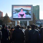 USA wollen Nordkorea komplett isolieren